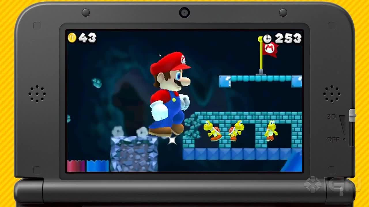 New Super Mario Bros. 2 - Mega New Mario Trailer