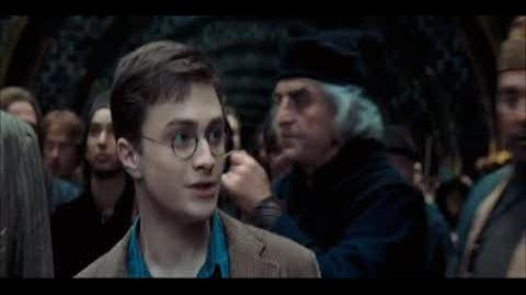 Harry Potter and the Order of the Phoenix - The Ministry of Magic