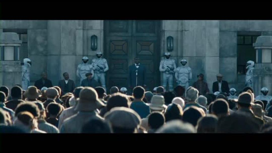 The Hunger Games Catching Fire - Debut Trailer