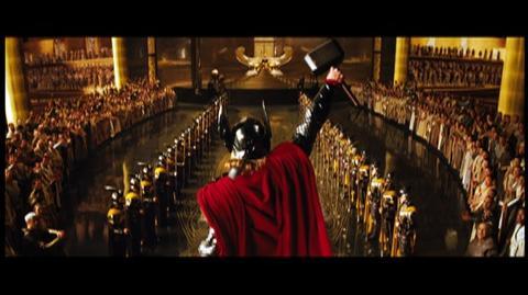 Thor (2011) - TV Spot Hammer