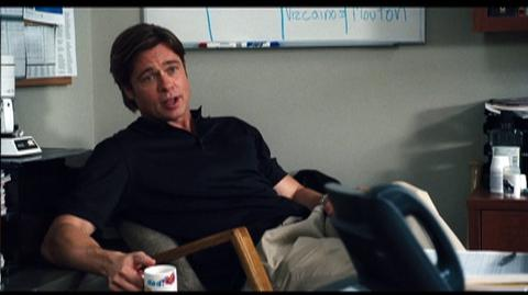 Moneyball (2011) - Clip: Do You Believe In This Thing?