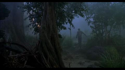 Jurassic Park III - walk to coast