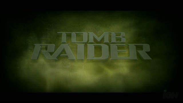 Tomb Raider Underworld Xbox 360 Trailer - Ocean Dive