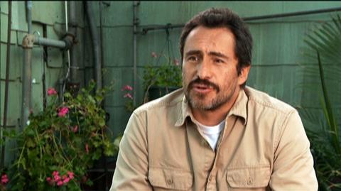 """A Better Life (2011) - Interview """"Demian Bichir On His Character"""""""