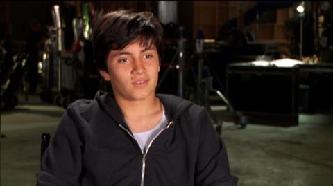 """A Better Life (2011) - Interview """"Jose Julian On His Character"""""""