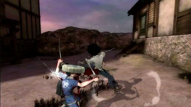 Afro Samurai PlayStation 3 Video - The Game Developer Diary