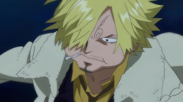 One Piece - Episode 525 - Lost in the Deep Sea! the Straw Hats Get Separated!