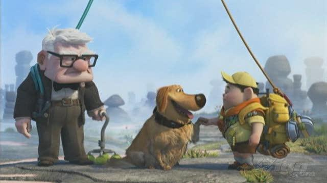 Up Movie Clip - My Name Is Dug