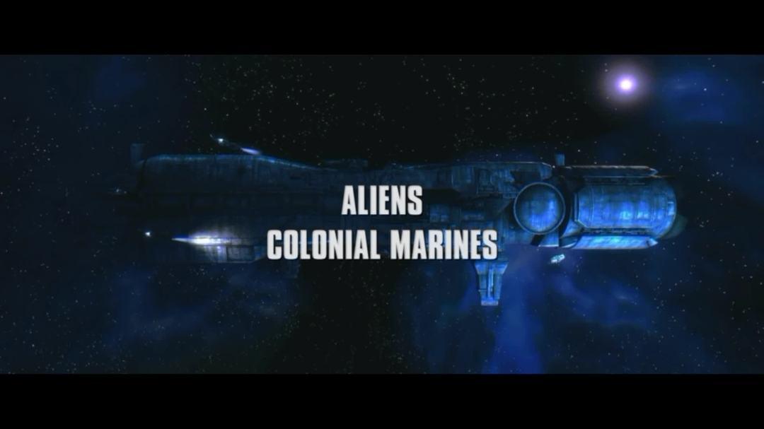 Aliens Colonial Marines - Inside Look
