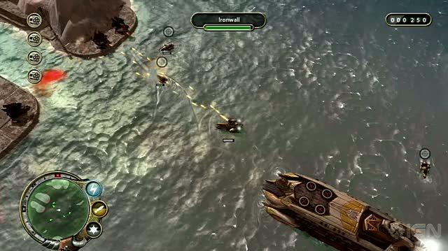 Aqua Naval Warfare Xbox Live Gameplay - Planes