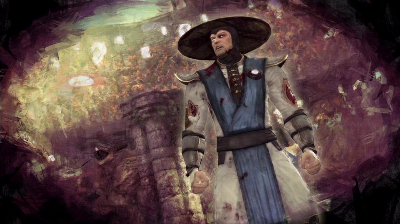 Mortal Kombat Raiden Ending