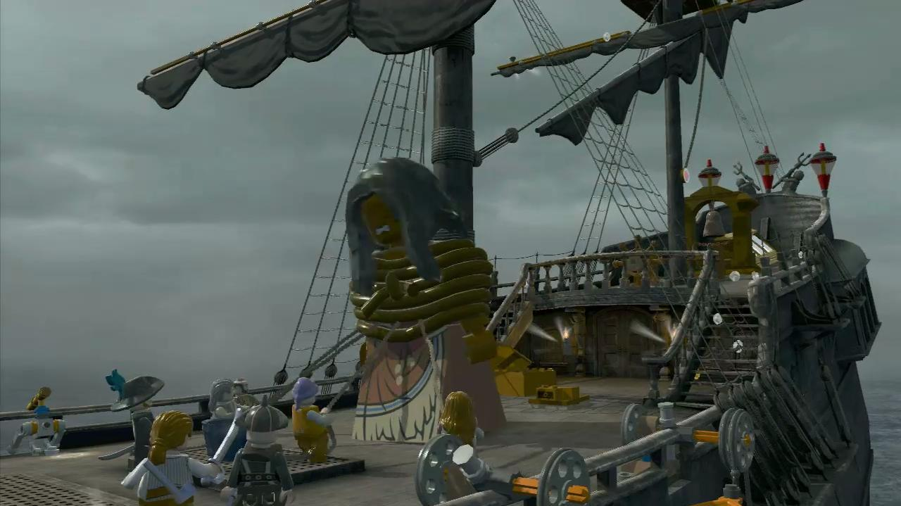 NextGenWalkthroughs LEGO PotC - Pt. 3 - Ch