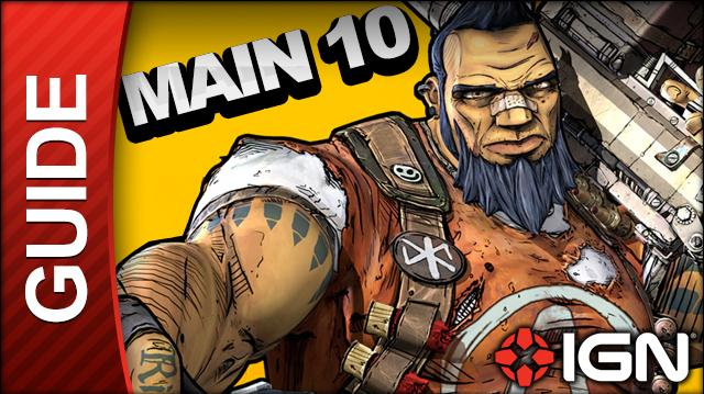 Borderlands 2 Walkthrough - Rising Action - Main Mission (Part 10)