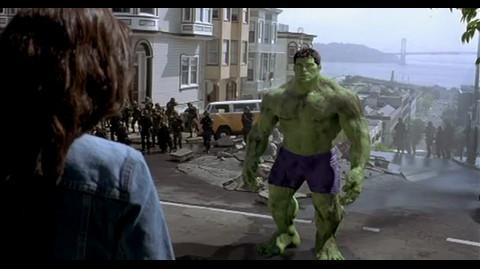 Hulk - You found me