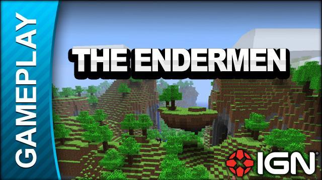 Minecraft - The Endermen - Gameplay
