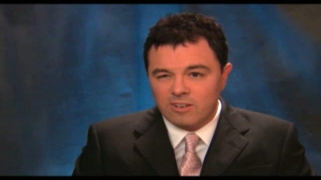 Family Guy TV Feature-Behind-the-Scenes - Seth MacFarlane Talks Family Guy