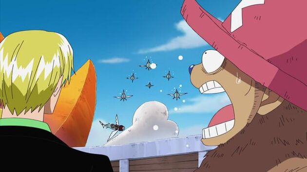 File One Piece - Episode 388 - Tragedy! The Truth Hidden Behind Duval's Mask!