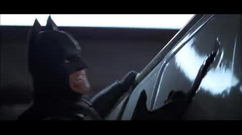 The Dark Knight - Batman saves the day