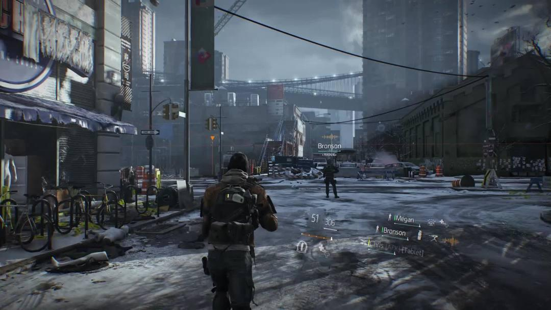 Tom Clancy's The Division E3 Gameplay Reveal
