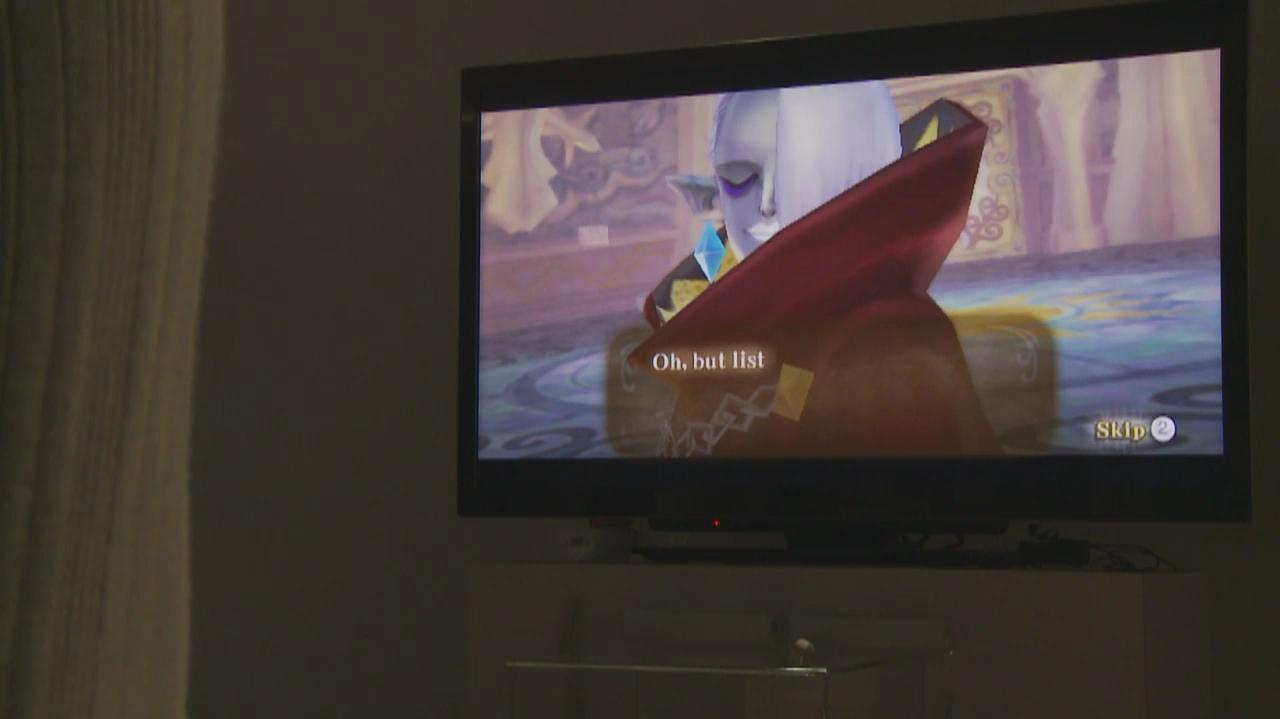 E3 2011 Zelda Skyward Sword Gameplay Demo