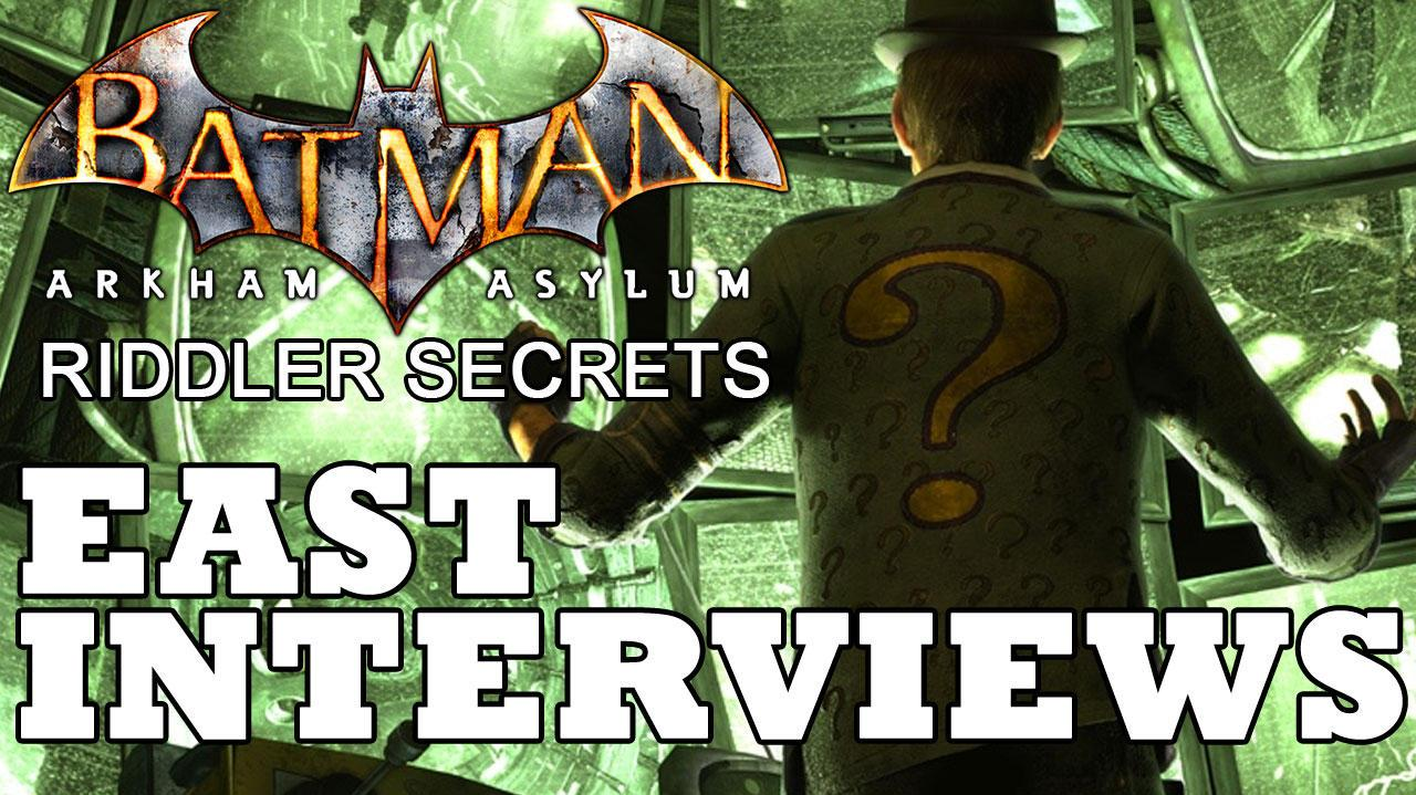 Batman Arkham Asylum East Island Patient Interview Tape Locations