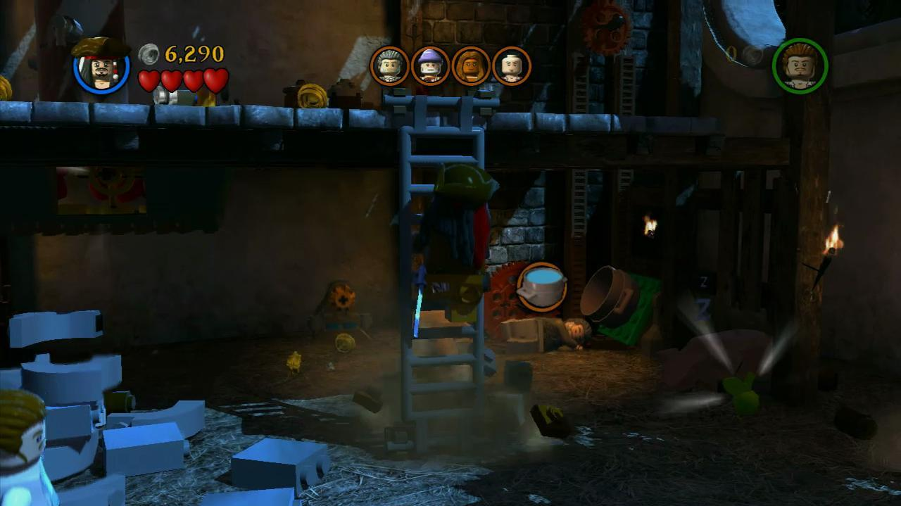 NextGenWalkthroughs LEGO PotC - Pt. 1 - Ch