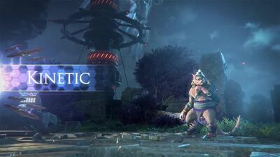 Skyforge Kinetic Gameplay Trailer