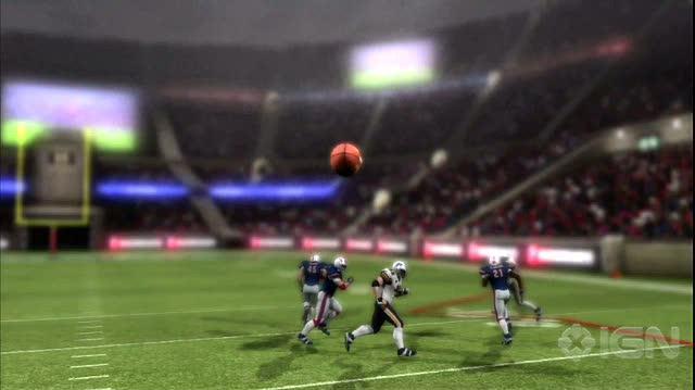 Backbreaker Xbox 360 Trailer - Trailer 4