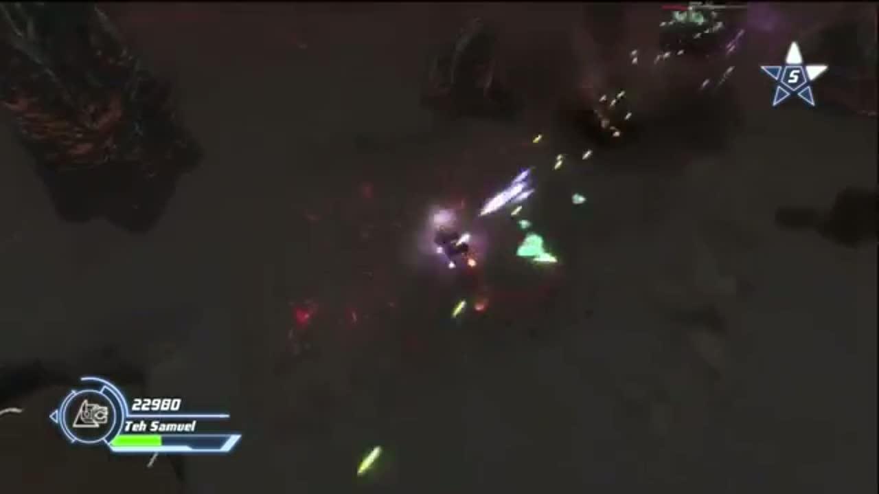 Voltron XBLA Part 9 Zarkon Becomes a Robeast by samueltehg33k