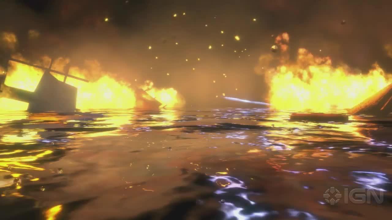 BioShock - Swim - Gameplay