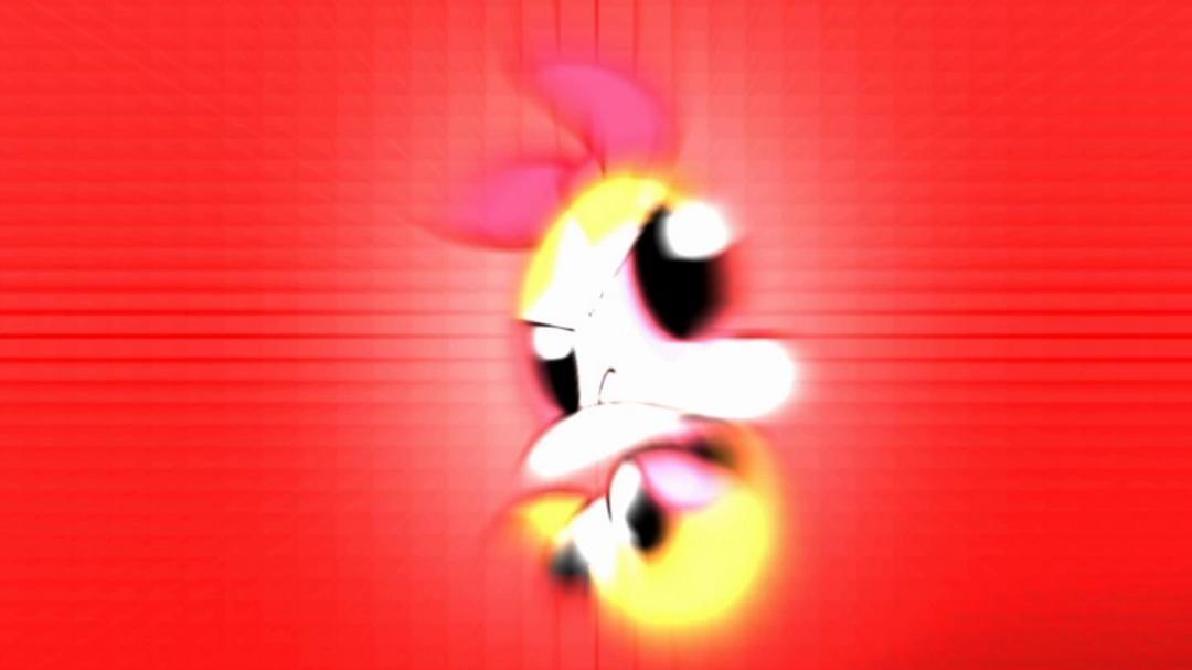 Cartoon Network Punch Time Explosion Fighter Spotlight Blossom
