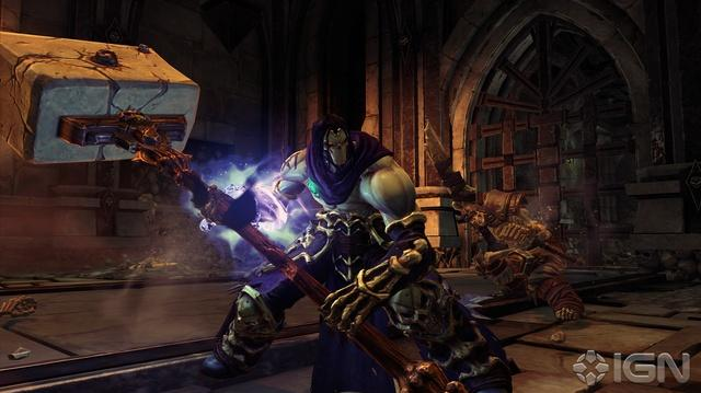 Darksiders II Last Sermon Extended Cut