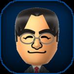 MoMENT Match icon - Satoru Iwata