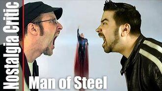 Nostalgia Critic - Man of Steel