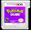 Dusk Version 3DS Cartridge