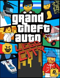 GTA Lego City
