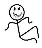 Jump Kick Man