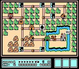 File:Super Mario Bros. 3 map world 1.jpg