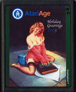 2003 AtariAge Holiday Cart