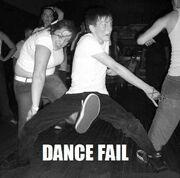 DanceFail