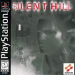 Silent Hill video game cover