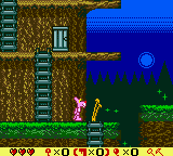 Pink Panther's Frantic Antics Gameplay