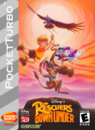 The Rescuers Down Under Box Art 4