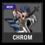 Super Smash Bros. Strife Assist box - Chrom