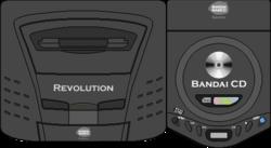 Bandai CD Revolution Console