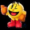 SSB4U3D Pac-Man