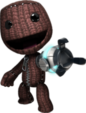 PSASBR Sackboy Grappling Hook