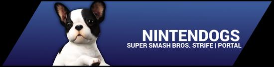 SSBStrife portal image - Nintendogs