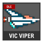 Super Smash Bros. Strife Assist box - Vic Viper