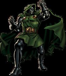 Heroic War - Doctor Doom